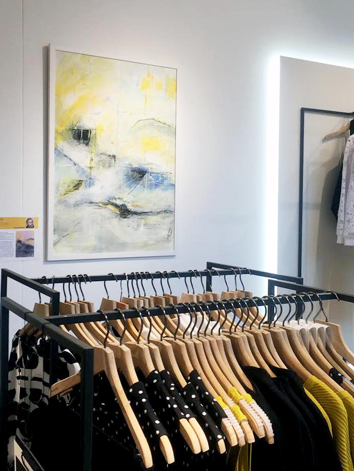 TroArt Ausstellung bei Mode-Messner