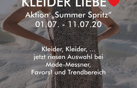 Kleider LIEBE 01.07. – 11.07.2020